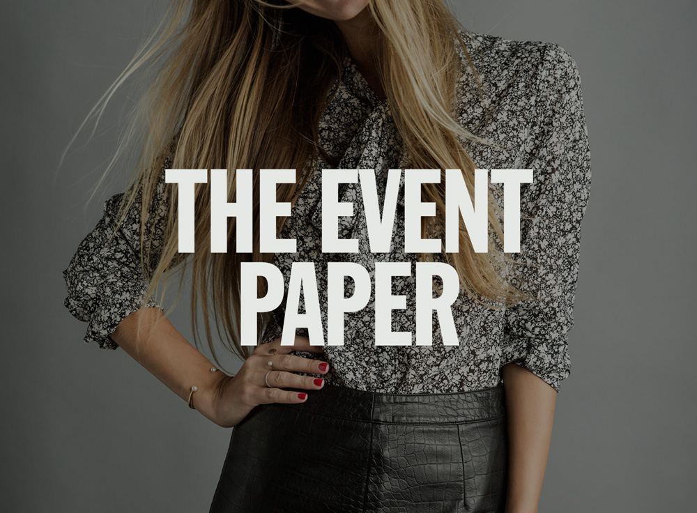 The Event Paper by Folch