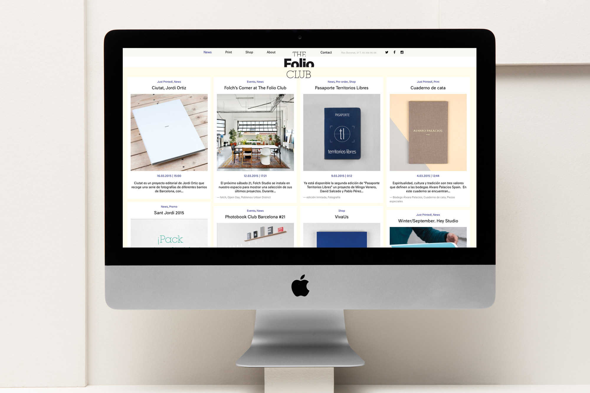 Folch - The Folio Club