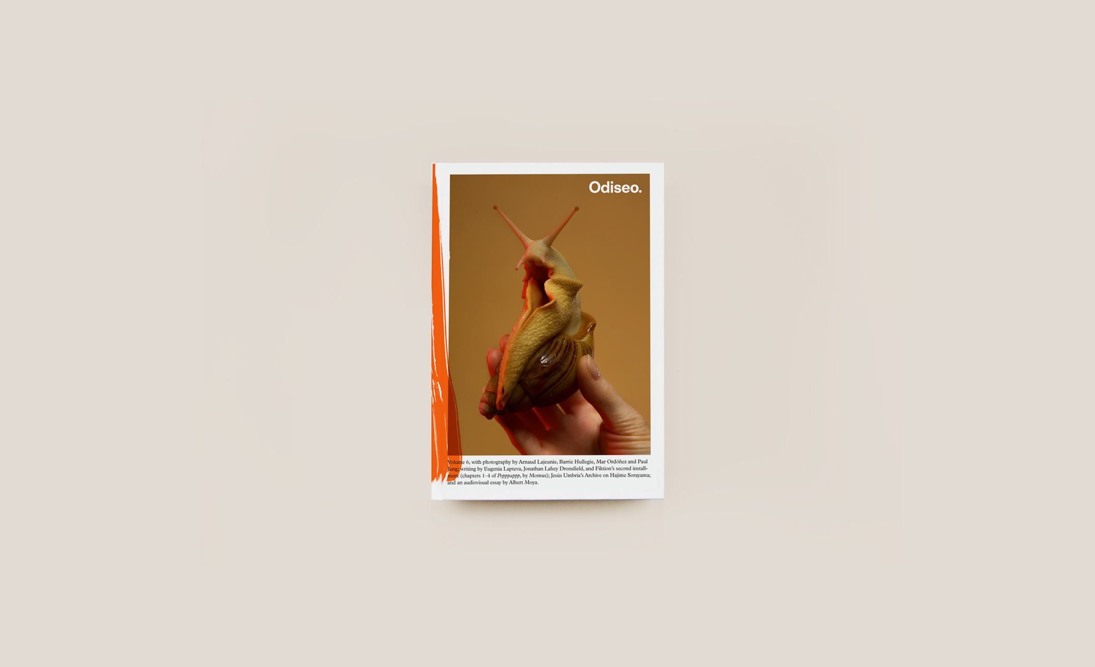 Odiseo Vol. 6 'Nature and artifice'