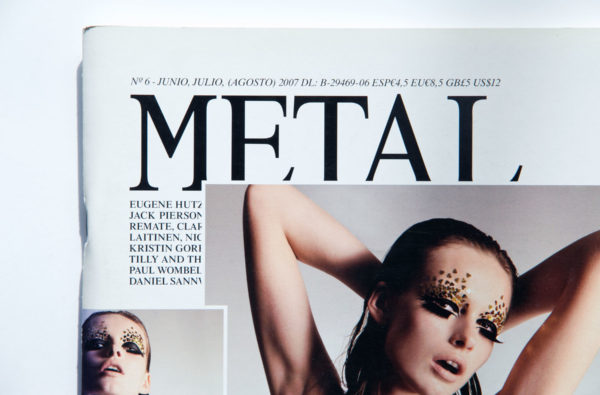 Metal Magazine by Folch