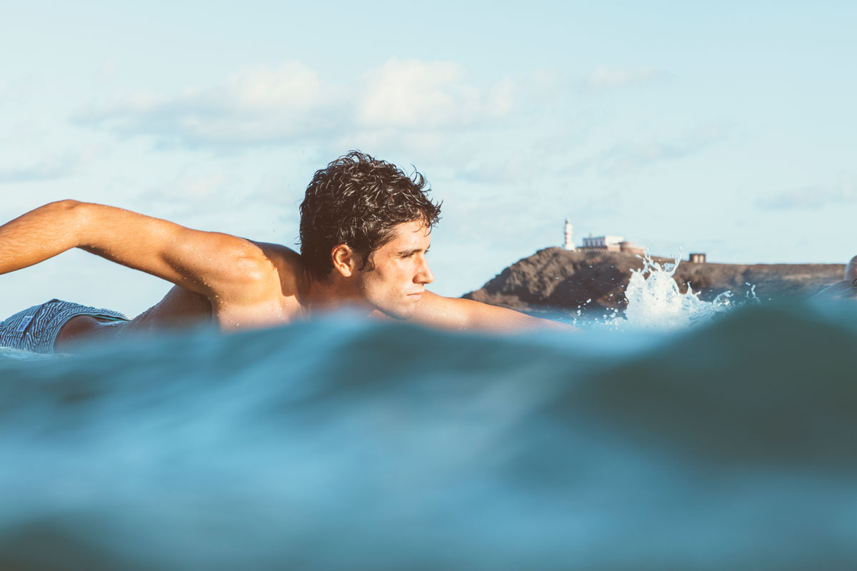 Surfing the Island with Pull&Bear