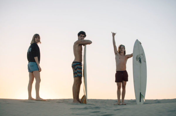 Surfing the Island with Pull&Bear by Folch