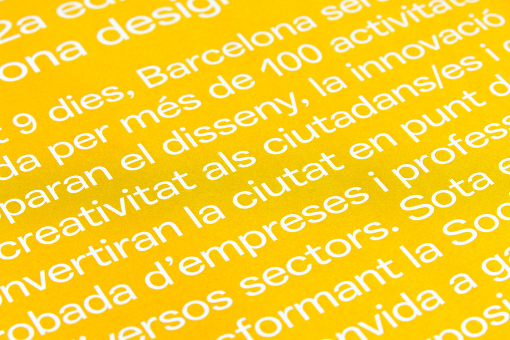 Barcelona Design Week '17 | Folch