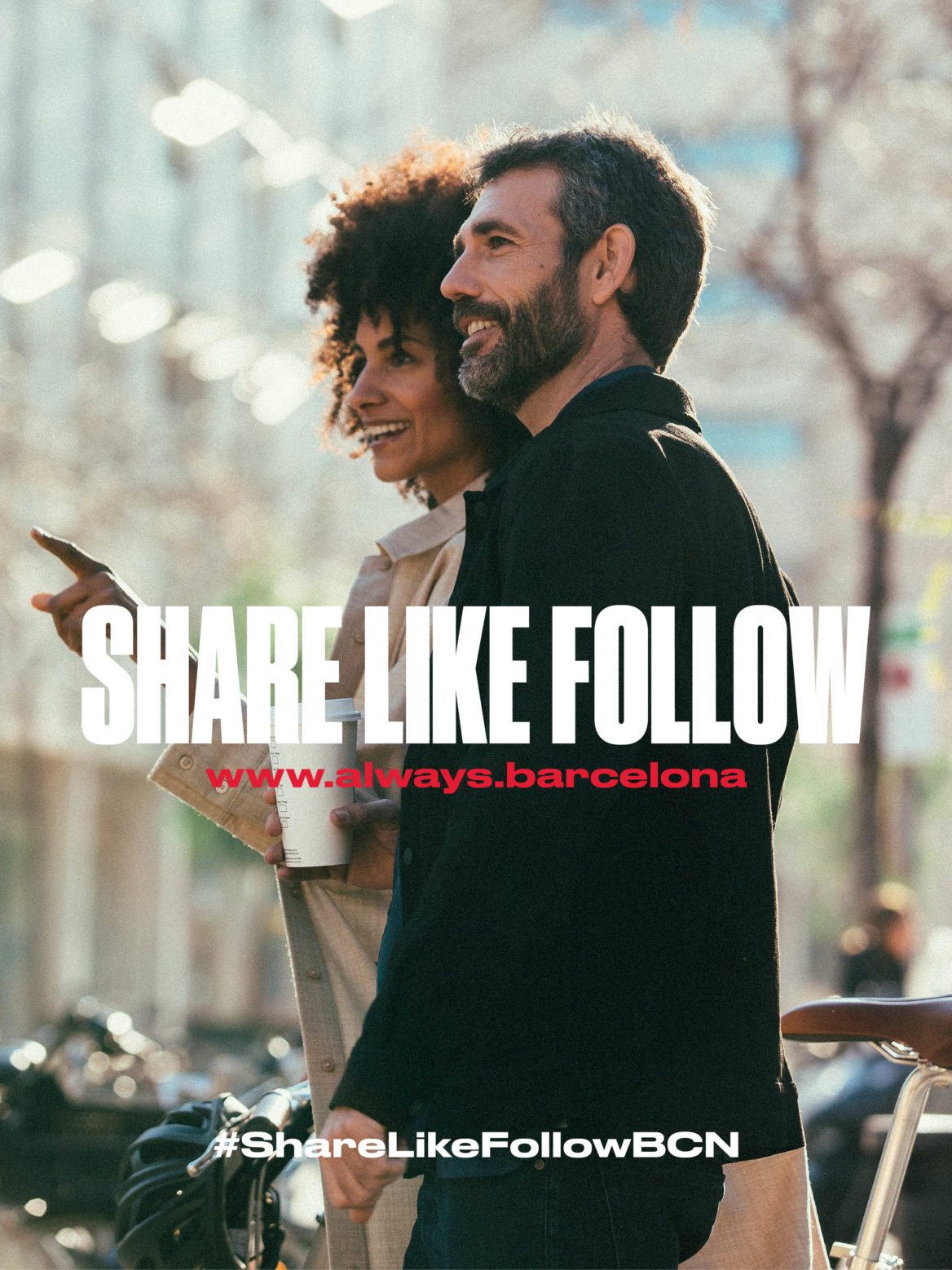 FOLCH - The Reputation Campaign #ShareLikeFollowBCN