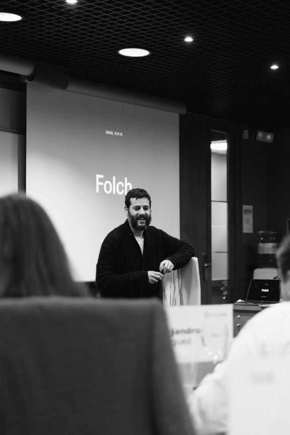"FOLCH - ""We Never Had a Business Plan"" / ESADE"