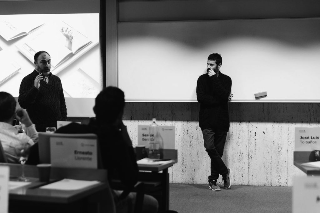 «We Never Had a Business Plan» / ESADE by Folch