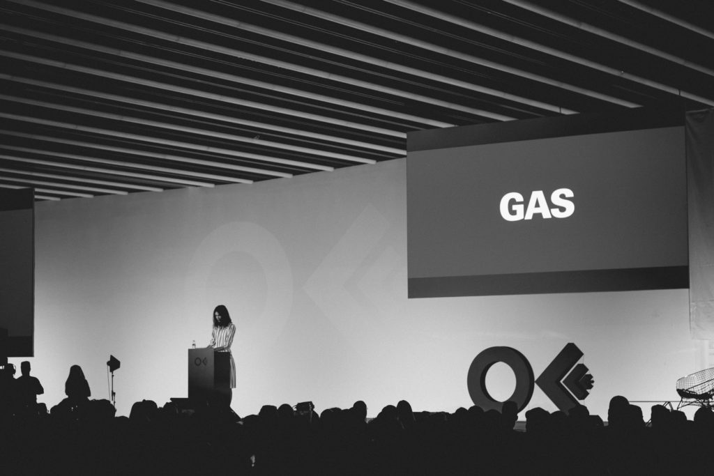 GAS at OFFF by Folch