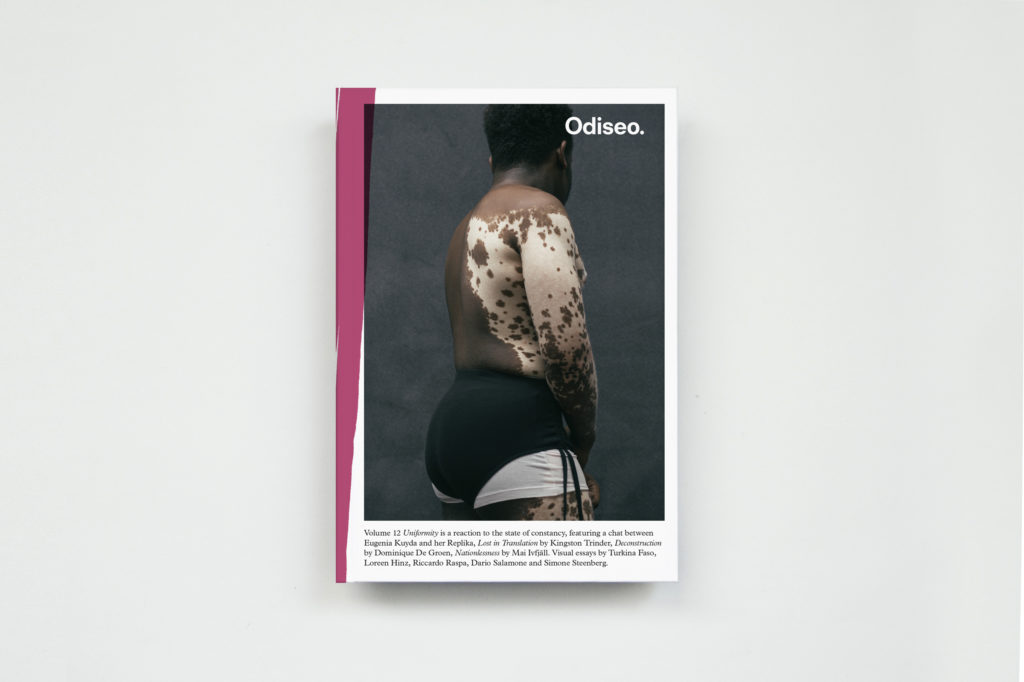 "Odiseo Vol.12 ""Uniformity"""