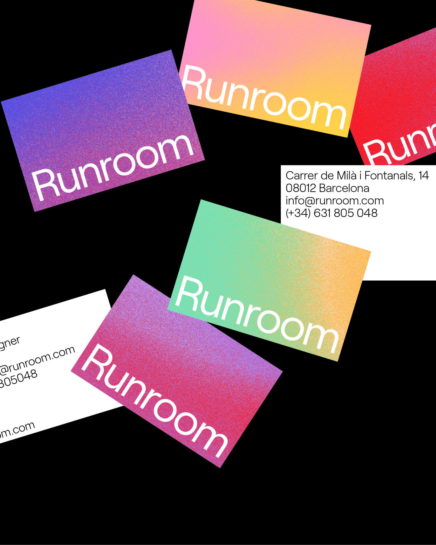 New propositions for Runroom | FOLCH