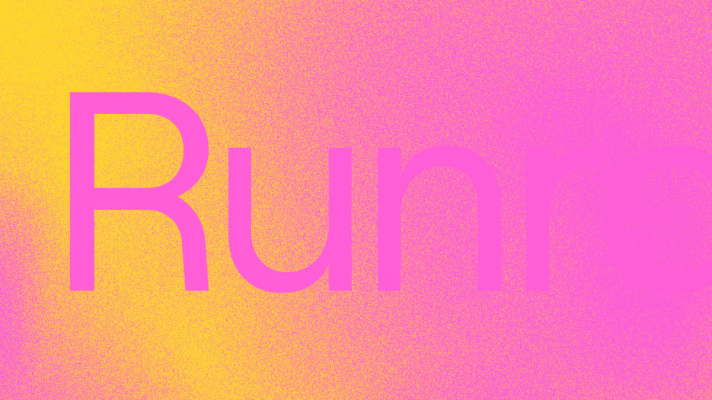 New propositions for Runroom by Folch