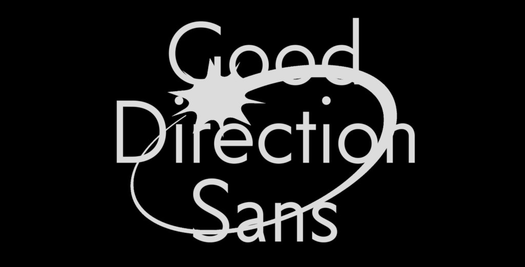 Good Direction Sans by Folch