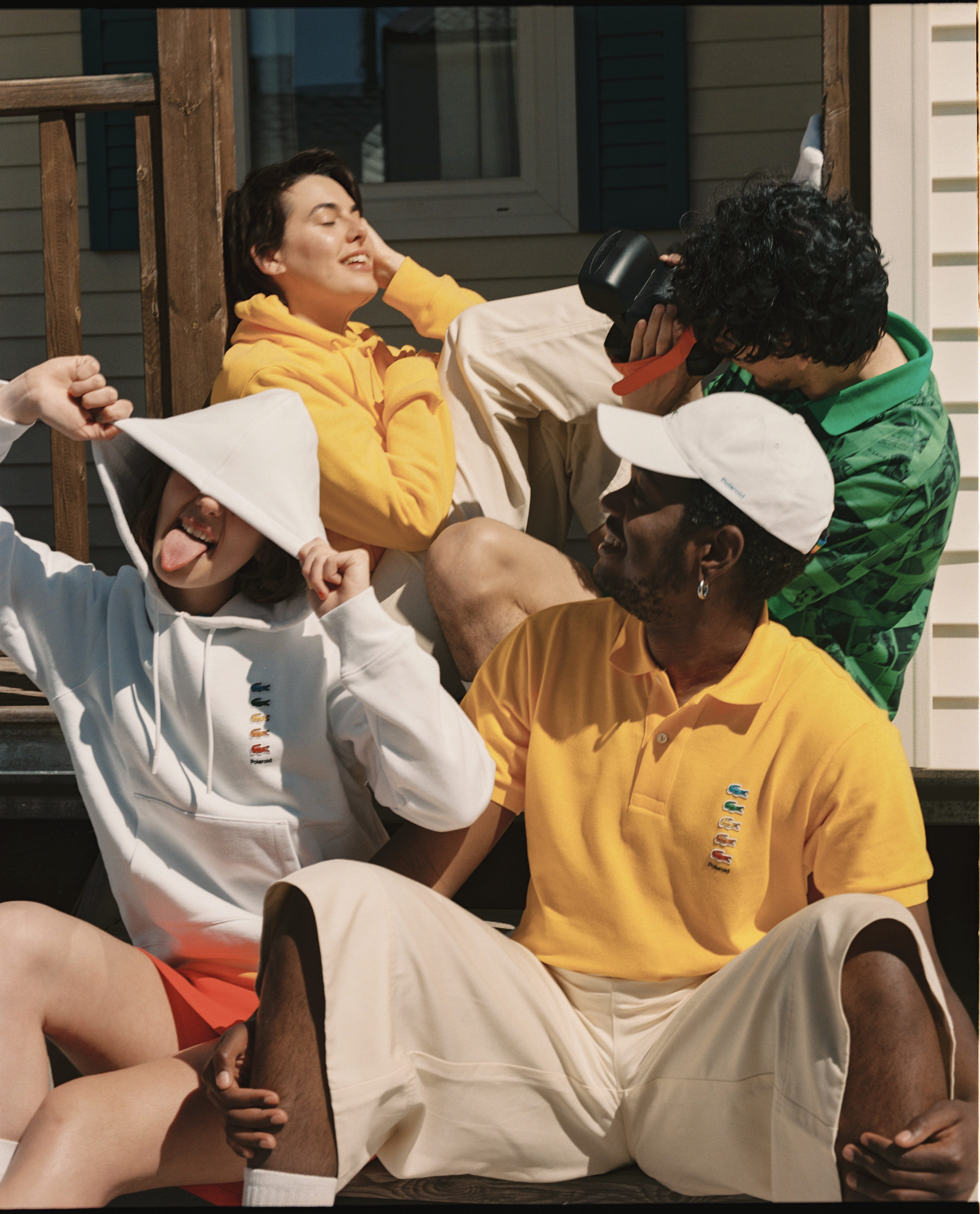 Young Talents for Lacoste |FOLCH